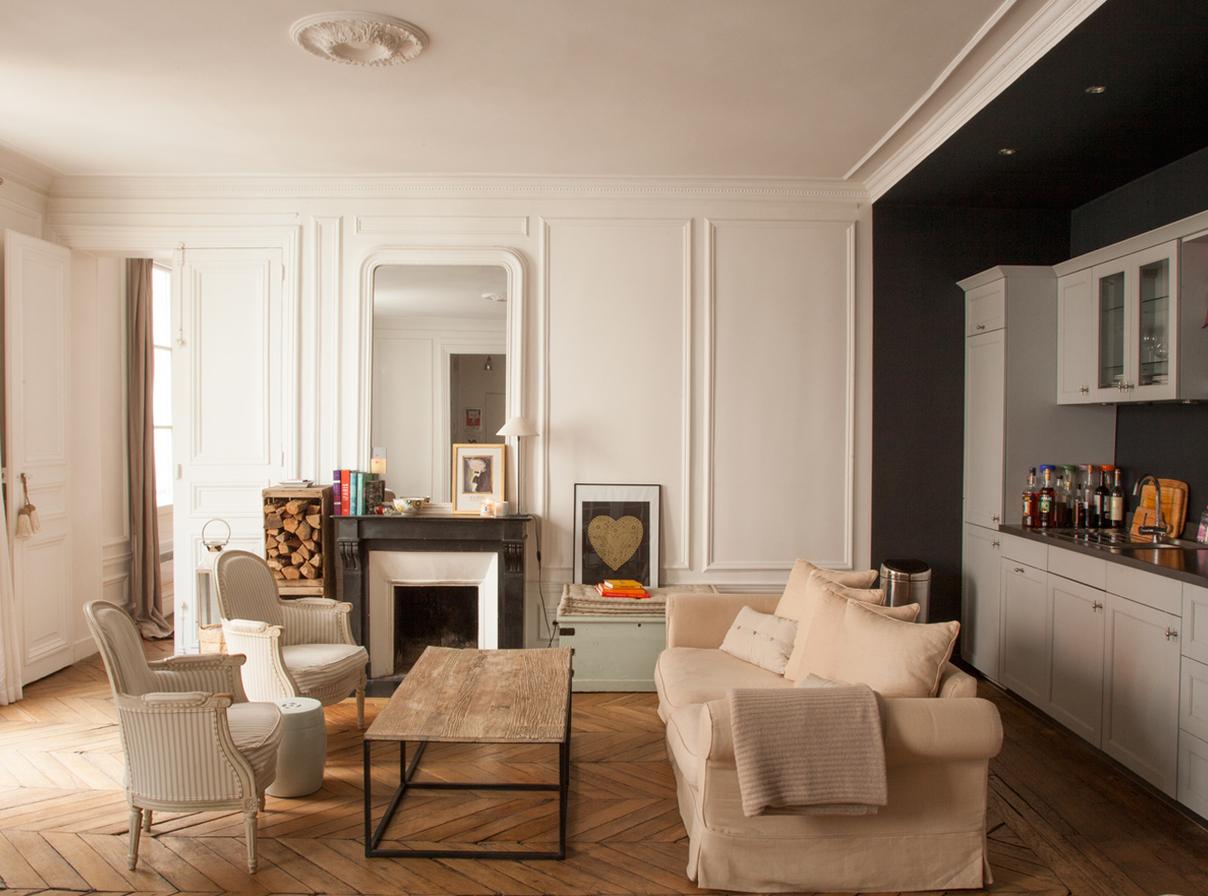 Ringthebelle le premier storystore for Interieur chic parisien